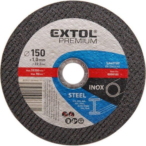 Extol-Premium-vagokorong-acelhoz/inoxhoz-115mm-10