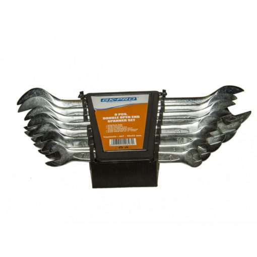 GK Tools villáskulcs készlet 8 részes 6-22mm