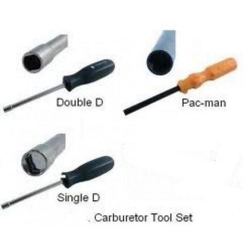 Karburátor javító kulcs készlet 4 részes